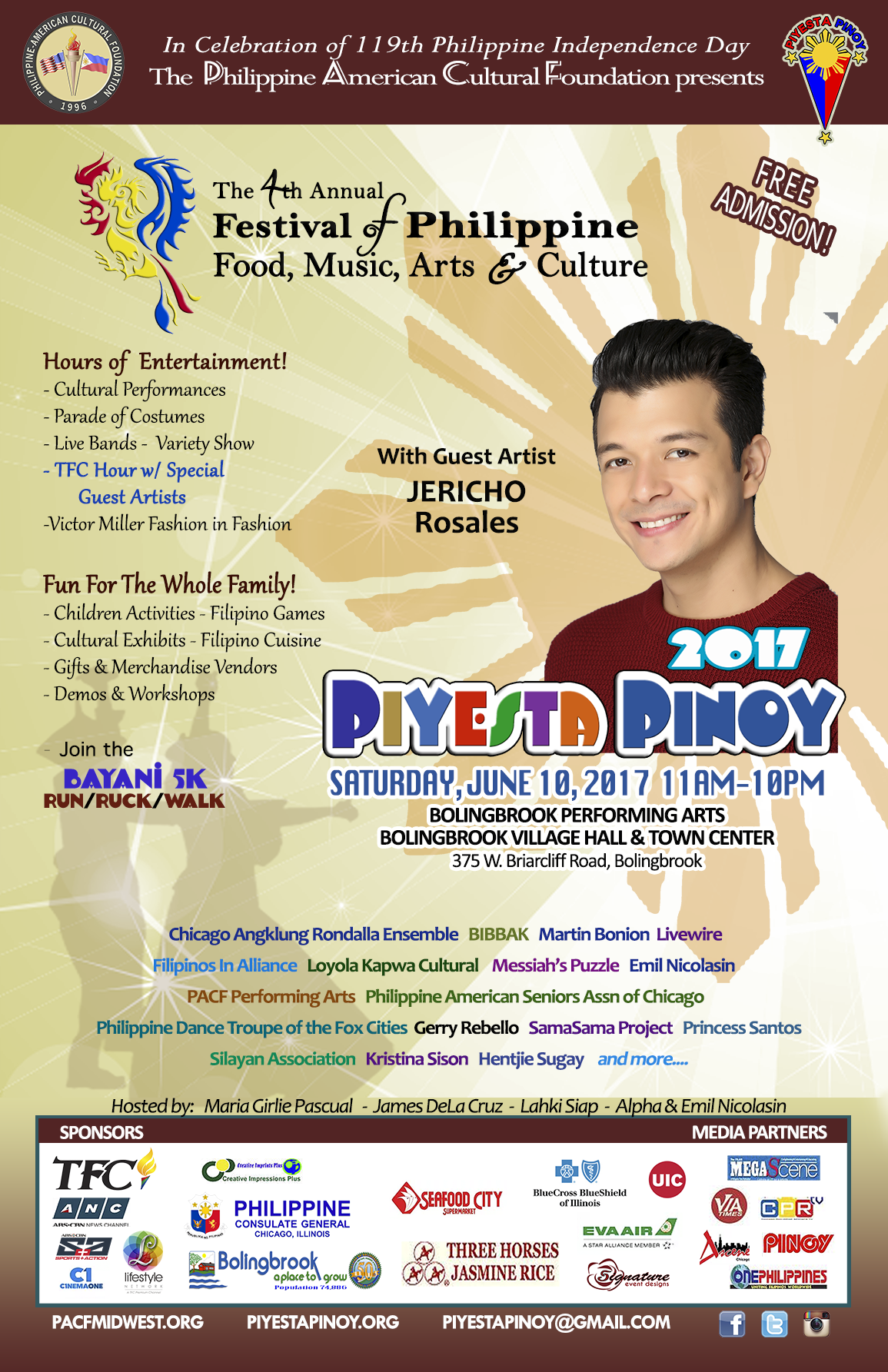 PHILIPPINE AMERICAN CULTURAL FOUNDATION | - Part 2